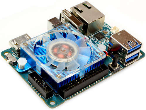 SBC OrDroid Included Fan
